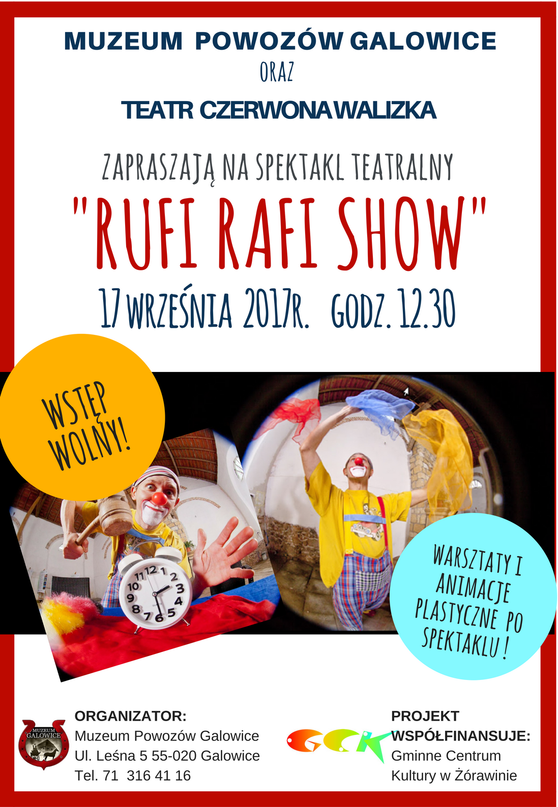 Niedziela w Galowicach – Rufi Rafi Show