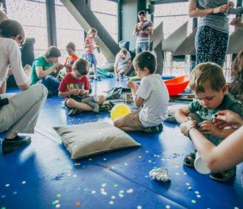 Wrześniowe warsztaty dla dzieci w Cricotece –  wspominamy lato