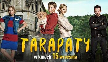 Tarapaty polski film dla dzieci i rodziców