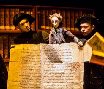 Pan Tobiasz i książki w Teatrze Animacji. Mamy zaproszenia!