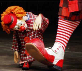 Teatr Clowna Pinezki w Mieście Aniołów już 1 października