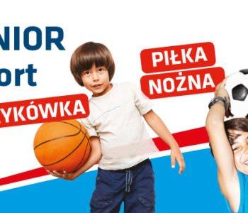 Sekcje juniorskie w Bażantowo Sport. Zapisy!