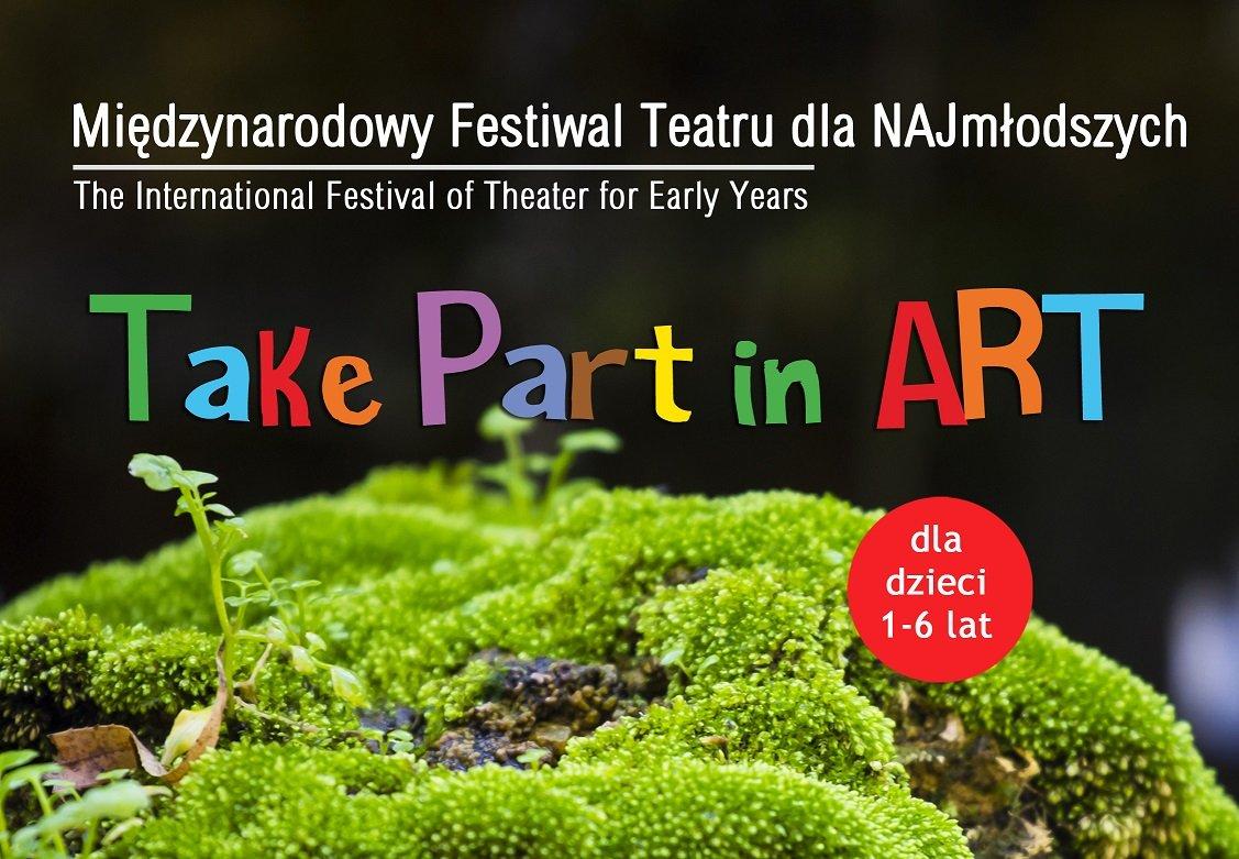 take part in art