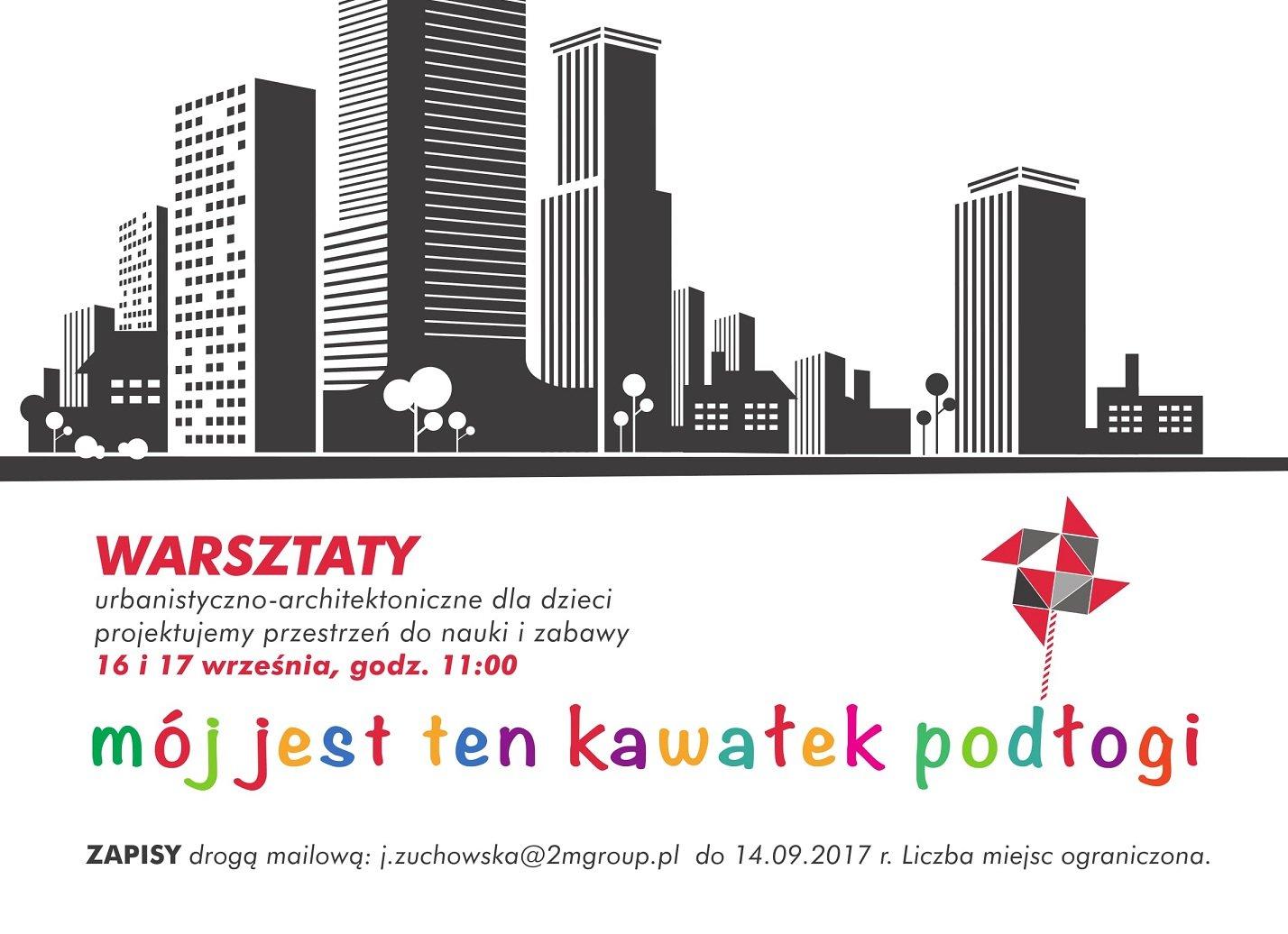 warsztaty architektoniczne gdańsk