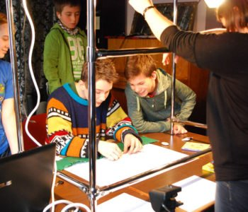 Klatka po klatce – warsztaty filmu animowanego
