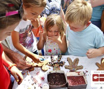 Dziecięca Akademia Kulinarna na Szlaku Kulinarnym