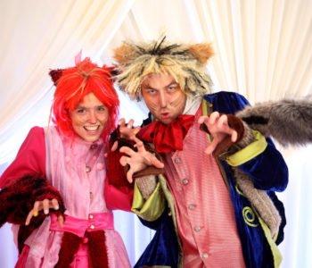 Wesołe koty - spektakl dla dzieci w Teatrze Maskarada