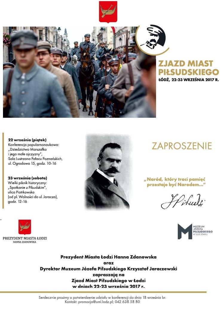 Spotkanie z Piłsudskim