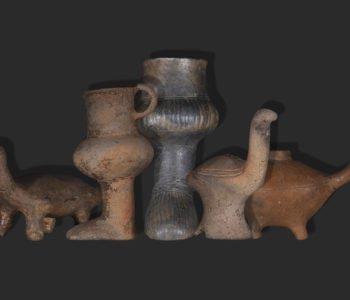 Na glinianych nogach – nowa duża wystawa czasowa w Pałacu Górków