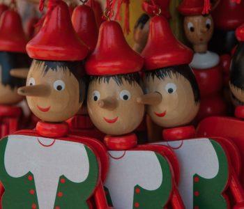 Pinokio dla dzieci we Wrocławiu