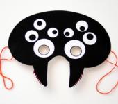 Maski karnawałowe do druku