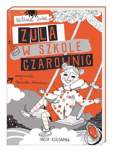 Zula w szkole czarownic książka dla dzieci