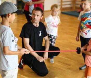 Dziecięce soboty w DK Kadr