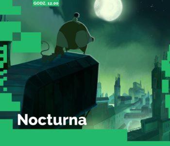 """""""Nocturna"""" – w DK Kadr – film dla dzieci"""