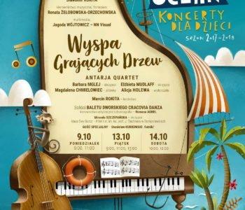 Muzyka jak ocean dla małych melomanów - Koncerty w Filharmonii Krakowskiej
