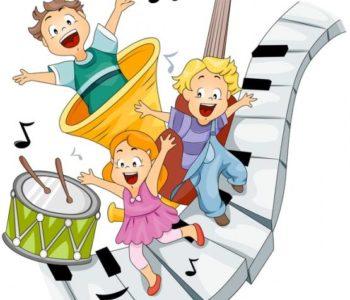 Muzyczne opowieści dla dzieci w wieku6+. Chorzów