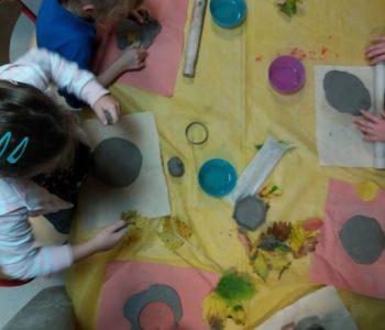 Jesienne inspiracje  z ceramiką dla szkół i przedszkoli