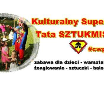 Kulturalny SuperTata - Tata Sztukmistrz