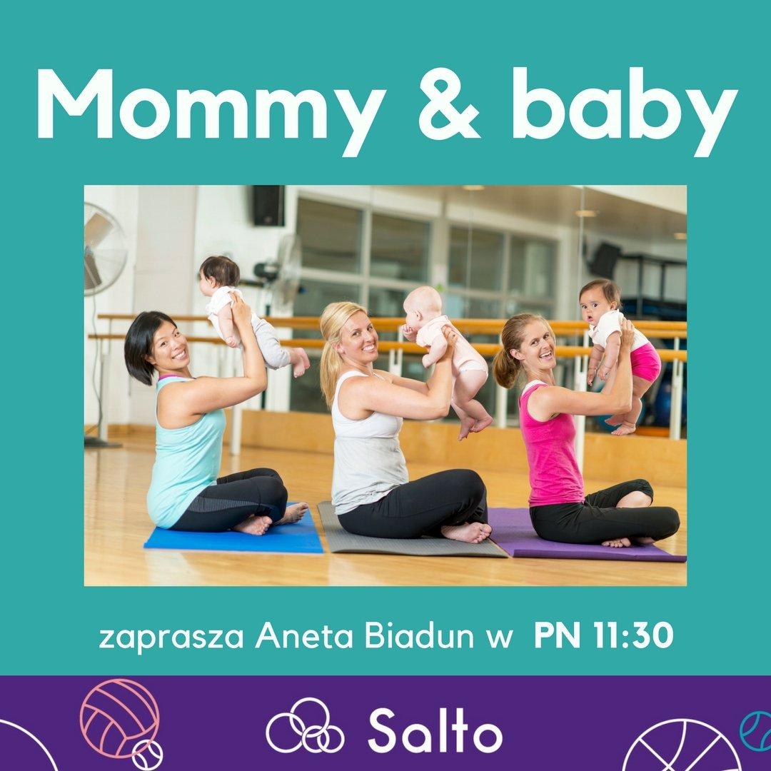 salto sport kids zajecia mommy and baby