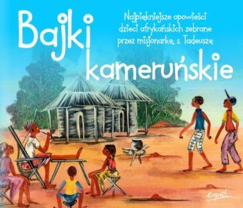 bajki kamerunskie recenzja książki