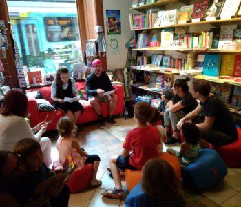 Bajki Pod Globusem: Szkolna akademia – warsztaty aktorskie
