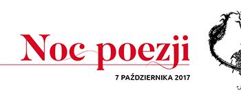 Noc Poezji w Bibliotece Kraków