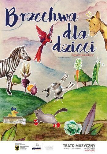 Brzechwa dla dzieci - spektakl dla dzieci w Gdyni