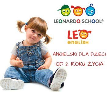 Angielski dla Maluszków od 2 roku życia