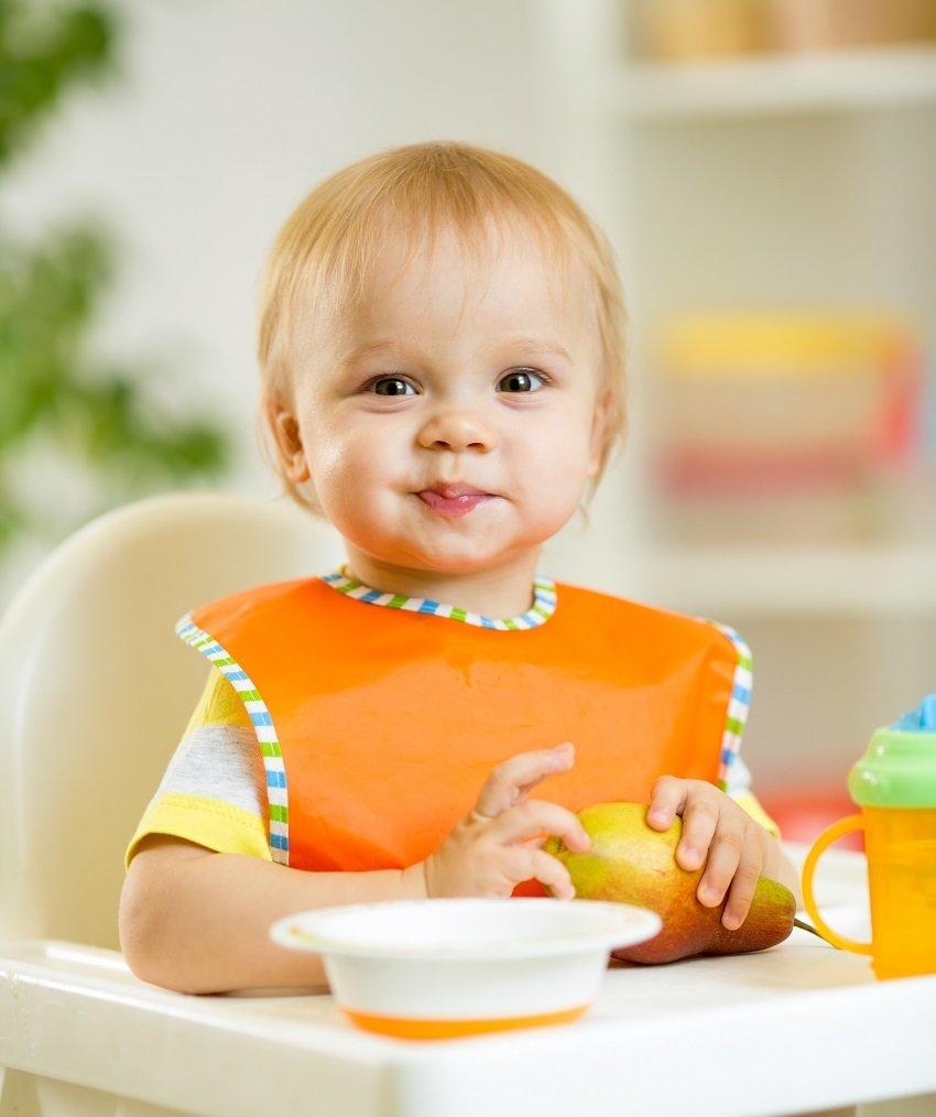 BLW w diecie dziecka co to jest