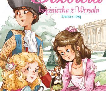 Elżbieta, księżniczka z Wersalu – kolejne części serii książek