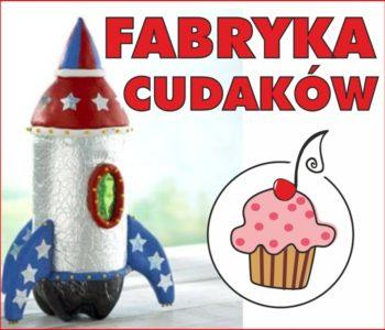 Fabryka Cudaków w Nutka Cafe – bezpłatne zajęcia plastyczne