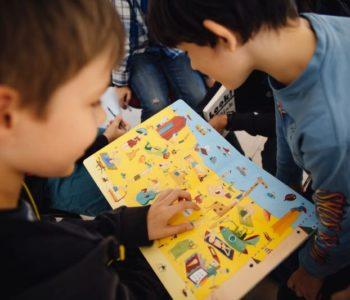 Czytanie Pomorza – Literacki Hyde-Park dla dzieci