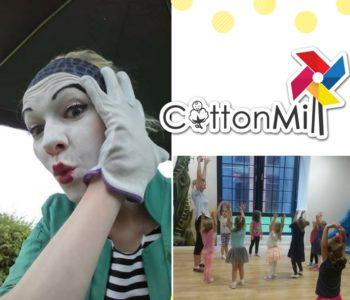 zajęcia taneczne w Cotton Mill