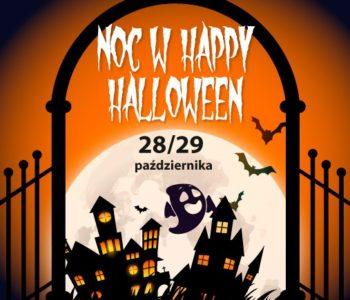 Noc happy halloween w Gdańsku