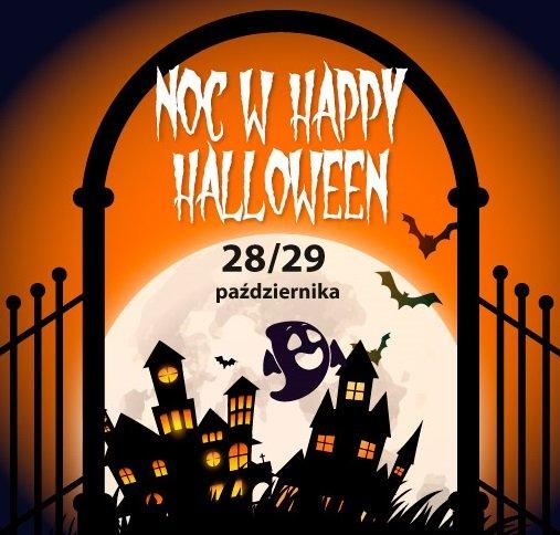zabawa halloweenowa dla dzieci