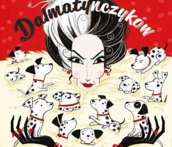 Nowości w wydawnictwie Mamania - 101 Dalmatyńczyków