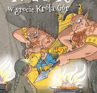 Nowa książka Nelly Rapp w grocie Króla Gór