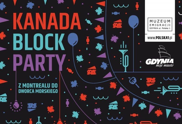 wystawa i warsztaty Kanada Block Party w Gdynii