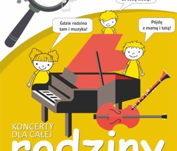 Tajniki muzyki – koncert rodzinny w Pałacu Kultury Zagłębia, Dąbrowa Górnicza