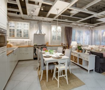IKEA Kraków zaprezentowała ponad 30 kuchni urządzonych na wzór istniejących pomieszczeń