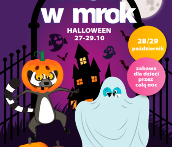 Krok w mrok, czyli halloweenowa zabawa w Loopy's World