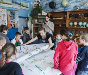 Poznaj warstwy miasta. Nowy program edukacyjny dla rodzin w IKM