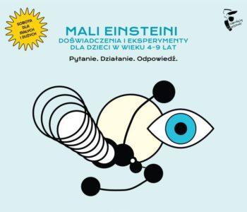 Mali Einsteini - atrakcje dla dzieci w warszawie 2017