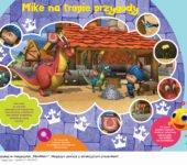 Rycerz Mike zabawy do druku dla dzieci