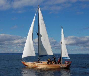 Zlot jachtów w Gdyni