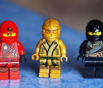 Ninjago nowe lego dla chłopców