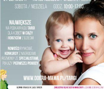 II edycja targów Dobra Mama Days w Rzeszowie