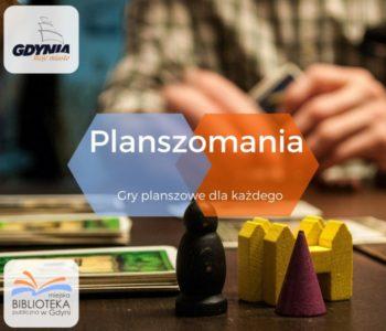 Gry planszowe i puzzle w Bibliotece Chylonia w Gdyni