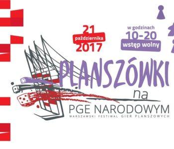 planszówki na Narodowym Warszawa 2017