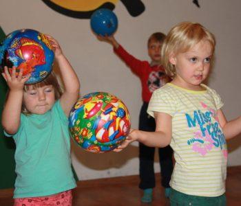 Rytmika z elementami gimnastyki i tańca
